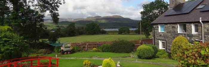 The Old Mill Farm House - B&B accommodation near Coed y Brenin mountain bike trails and Antur Stiniog's downhill trails, zip wire & 'Bounce Below' and pet friendly,